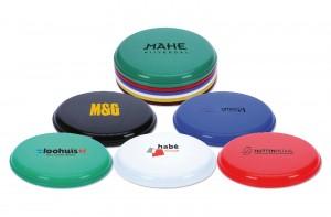 Frisbees bedrukt met uw logo