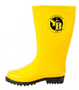 Bedrukte rubber boots