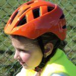 fietshelm groen voor kinderen