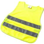 fluo gele jumper voor kinderen