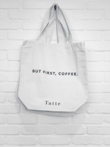 Tote-Bag-but-first-coffee-bedrukte tote bags