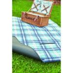 picknicken heb je specifieke fleecedekens met extra onderlaag als vochtbescherming
